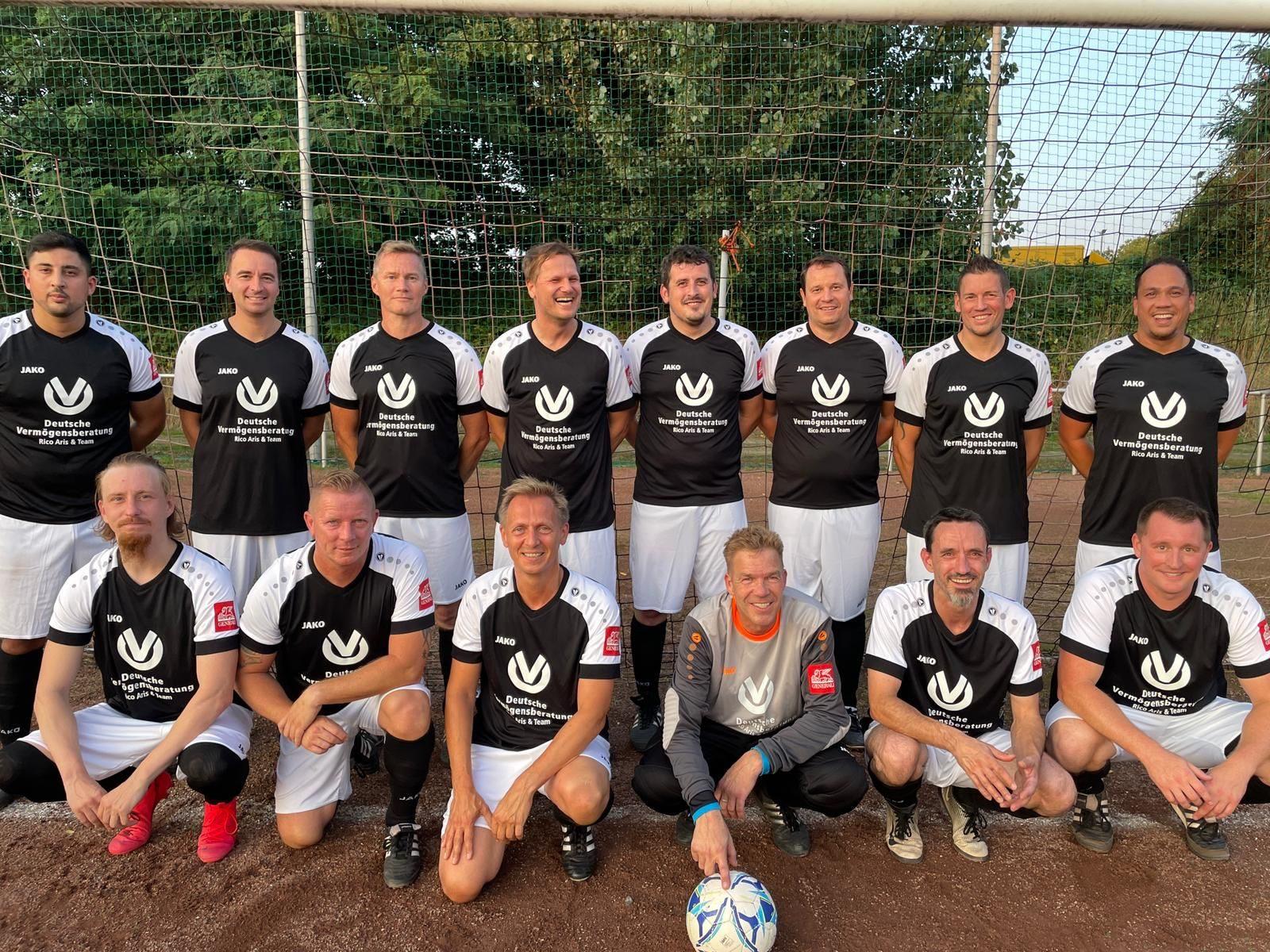 Das Team der Alt-Herren 2021/22